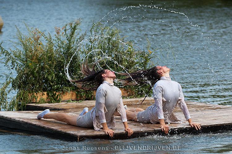 Vismensen aan de Schelde