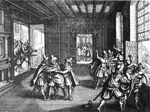 Defenestratie Praag 1618