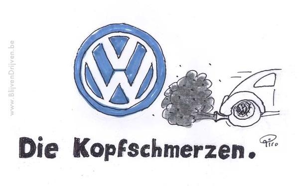 volkswagen debacle 2015